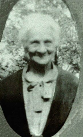 A photo of Angeline (Chartrand) Kroetsch