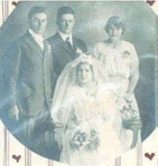 Charles Benshoof/ or Benshoff wedding