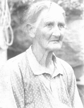 Grandma Burchette