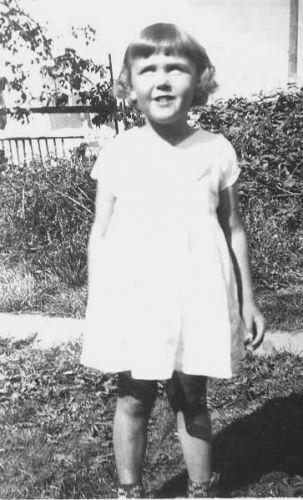 A photo of Norma (Kroetch) Erickson