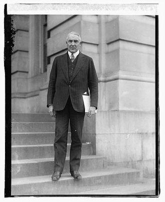 Sen. Warren S. [G.] Harding
