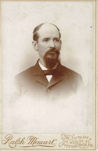 John Thomas Rees b. 1838