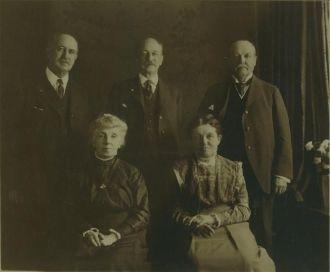 A photo of Addison Thomas Hubbard