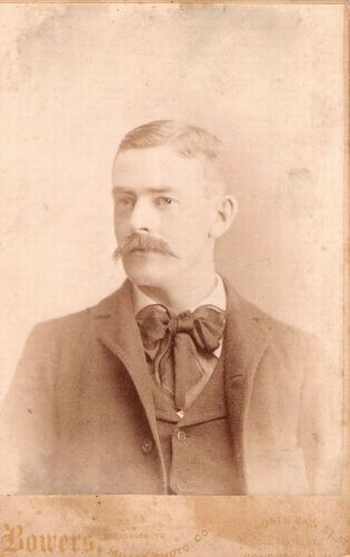Great Grandfather Fred