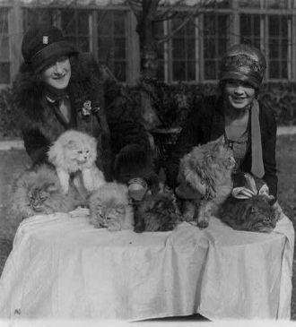 Edna B. Doughty, Louisa Grogen 1927 Washington DC