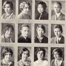 1930 Watsonville Union High School Graduation