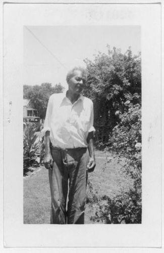 Albert Todd, ex-slave, San Antonio