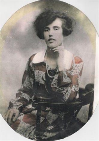 Violet Mabel (Poynton) Langton