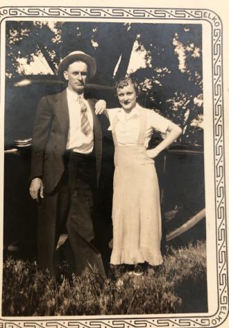 John Roark Burns granddaughter