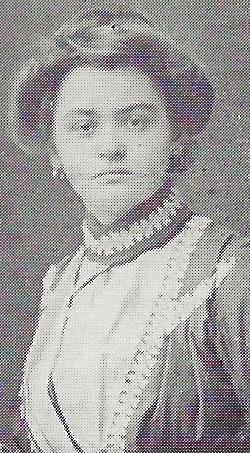 Clara Blanche (Schaeffer) Beer