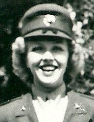 PATRICIA GULDEMOND SINGER, USMC 1953