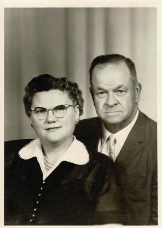 Noton and Pearl Martinitz