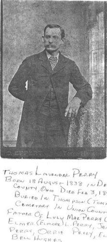 Thomas L Perry