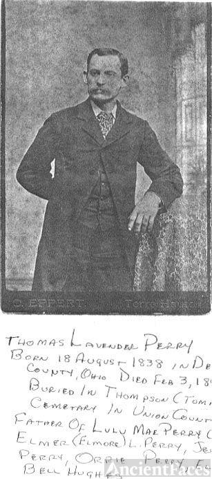 Thomas Lavender Perry