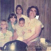 Helen Kerrigan Mego-Hepner family