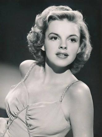 A photo of Judy Garland