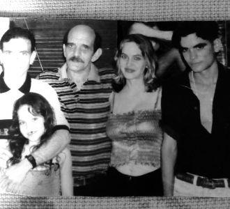 Alfredo Vivanco Gonzalez family