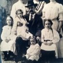 Allan and Lottie Tannock Family