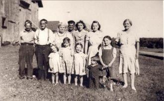 Moulton Chase Families