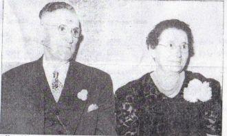 Mr. & Mrs. Stephen A. Baldwin Golden Anniversary