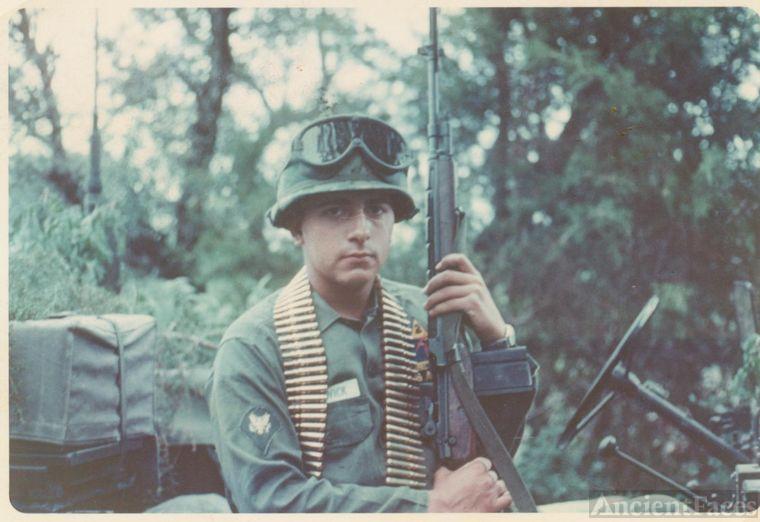 Dennis Medwick - US Army, 1