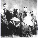 Morgan Terry, Mary Ellen Thomas and Family