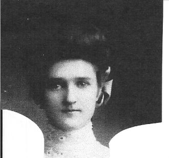 A photo of Ameila Lamb Robison