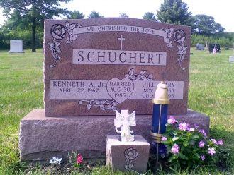 Jill Mary Schuchert