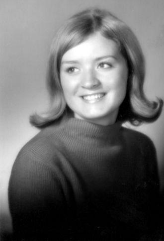 A photo of Rebecca Marie Wolner