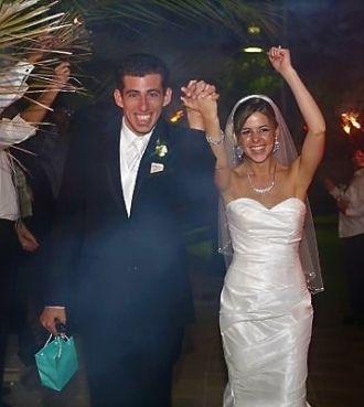 Megan and Shane Parker