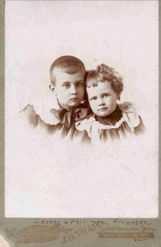 George and Minnie Finnegan
