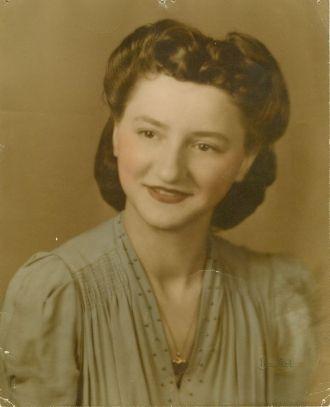 Mom in 1944