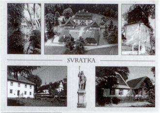 Svratka near Svratouch - place of work of Zachs of Svratouch