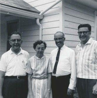 John Ransom Binkley's children