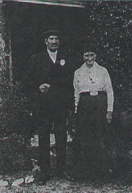 Walter & Mary Ann Button, Canada 1892