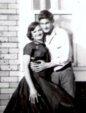 Billy Gene Holloway & Evelyn Lavern Reynolds