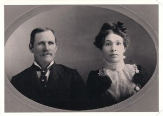 Sarah Ann Walker & Alonzo Jenkins