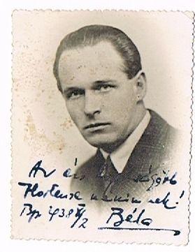 Emile Debrandeis /Béla Brandeis/