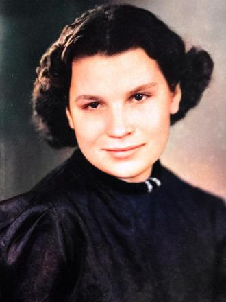 A photo of Katherine Eileen Williams