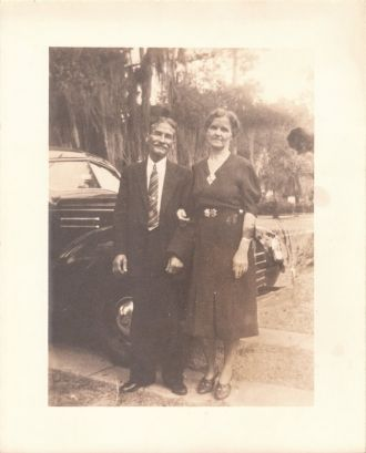 Hattie and Gordon Carr