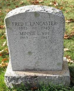 Fred E. Lancaster