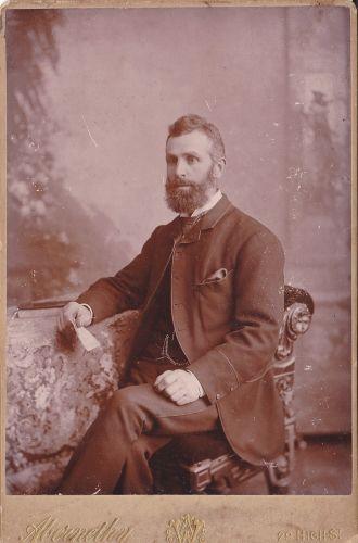 John Govan c. 1890s Northern Ireland