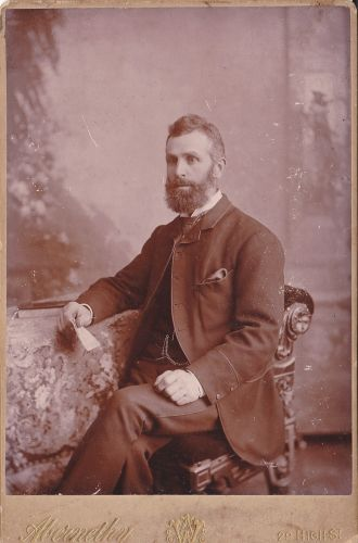 John Govan c. 1890s Northern Ireland
