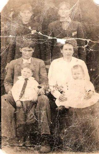 Robert Eugene Beatty family