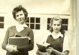 Heidi and Rebecca Clarke