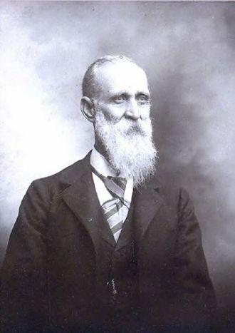 A photo of Solomon  Hisey