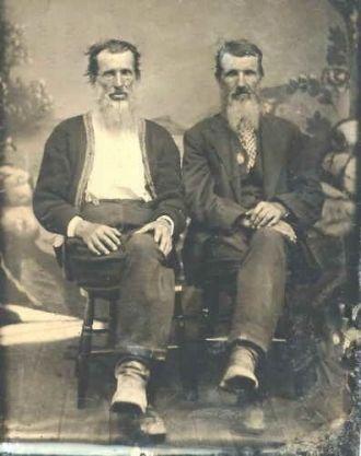 John and Andrew Morris