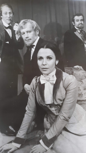 Patricia Claire Blume (stage name, Claire Bloom)