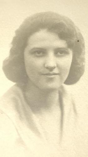 Lida Rebecca Hennacy 1907- 1985