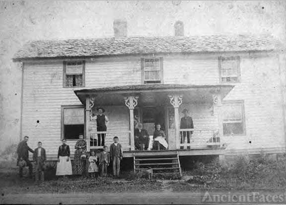 Taylor Family, Carter County, TN